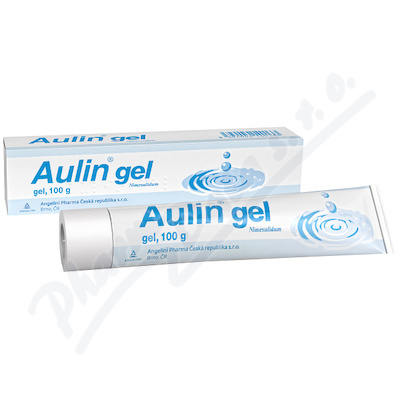Aulin 30mg/g gel 100g