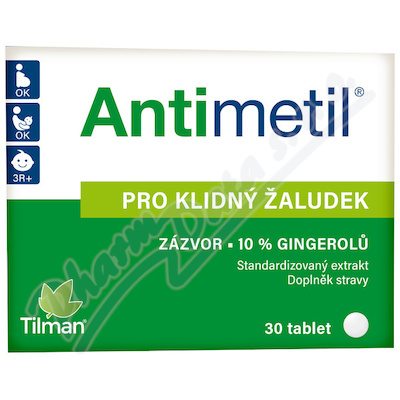 Antimetil tbl.30