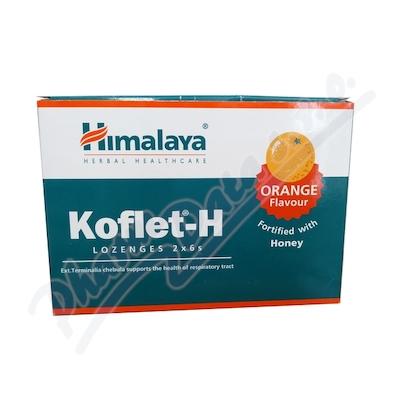 Koflet H Orange 12 pastilek