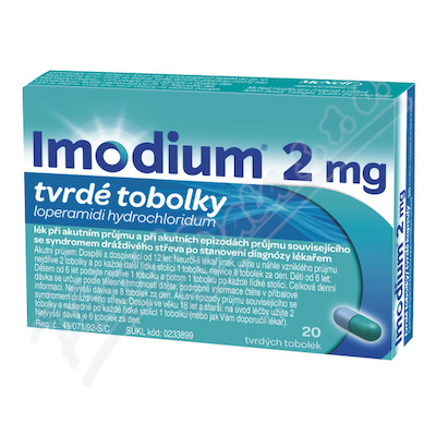 Imodium 2mg cps.dur.20
