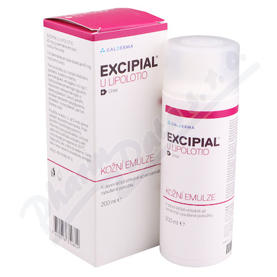 Excipial U Lipolotio 40mg/ml drm.eml.200ml