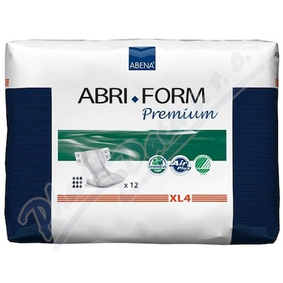 Inkont.kalh. Abri Form Air Plus XL 4. 12ks
