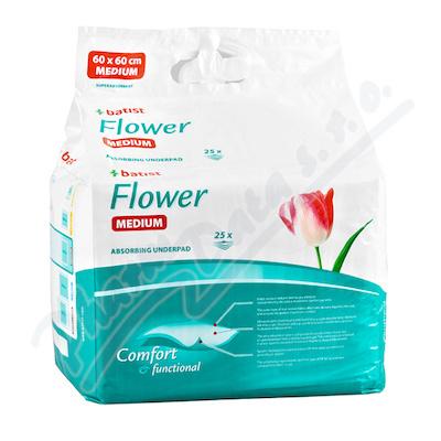 Podložky absorpční pod nemocné BATIST 60x60cm 25ks