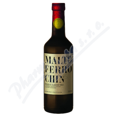 Maltoferrochin 750ml